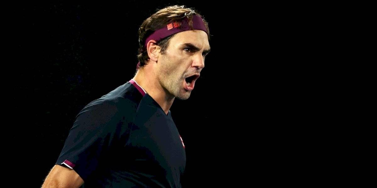 Quirófano y vuelta en 2021 — Federer