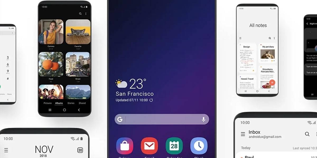 Samsung Galaxy Note 9 recibe por fin actualización de One UI 2.1
