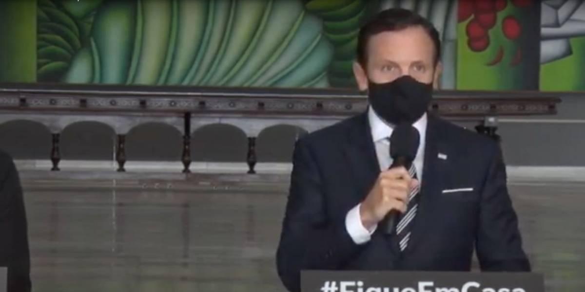 Estado de SP tem mais de 10 mil mortos pelo coronavírus