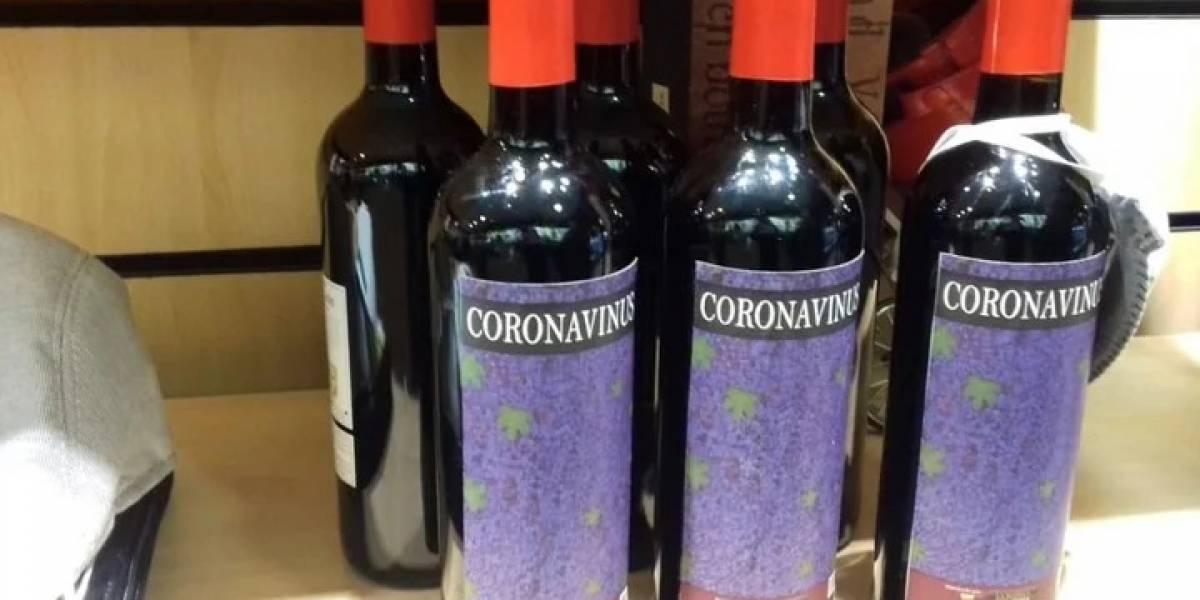 """A ver si se les prende la ampolleta acá: en España y Argentina ya tienen el """"Coronavinus"""""""