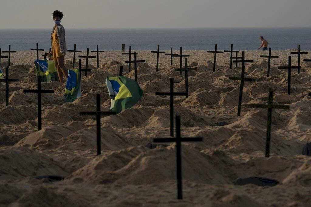 Copabacana tumbas