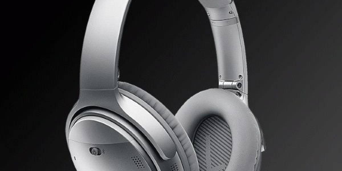 Gamers: Bose pretende diseñar la versión gaming de los auriculares QC35 II