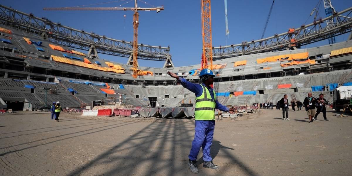 Grave denuncia de los trabajadores que construyen los estadios del Mundial de Catar