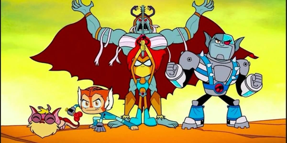 'Thundercats' regresa a las pantallas con 'Thundercats Rugen' por Cartoon Network