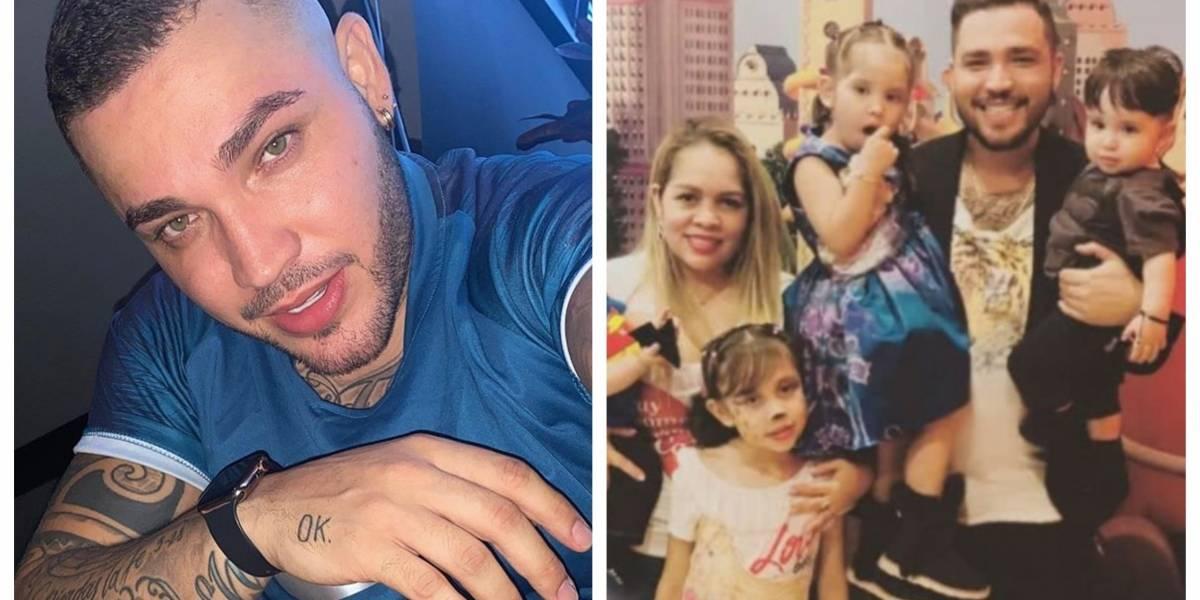"""Hija de Jessi Uribe se roba el show por su """"mala cara"""" en portada de revista"""