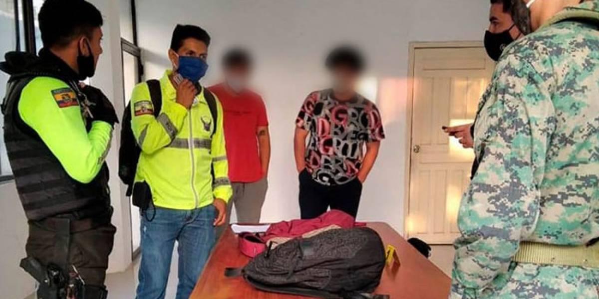 Juez dictó prisión preventiva en contra de Noé, hermano de Daniel Salcedo, por presunto lavado de activos