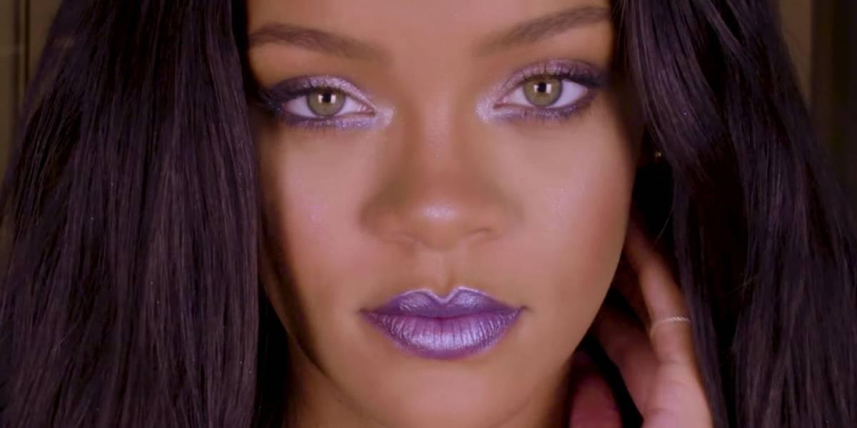Três tutoriais de makes da Rihanna para inspirar seu próximo look