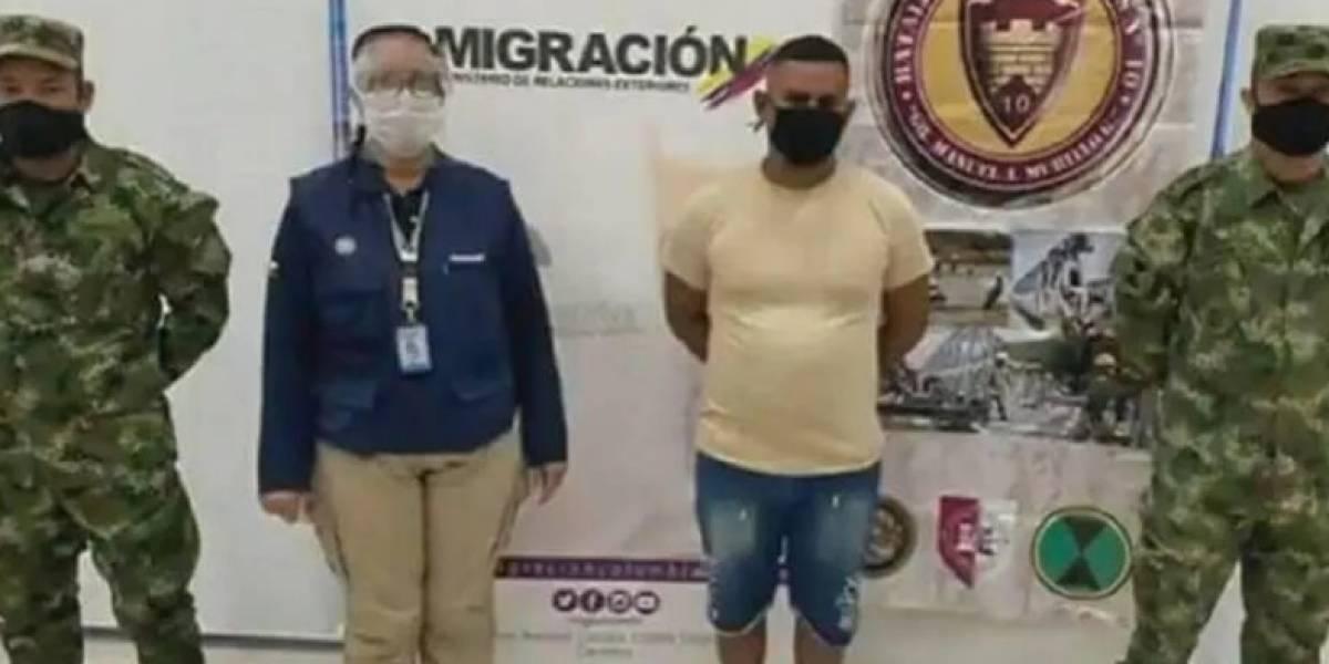 Así se camufló un militar de Maduro para espiar a nuestro Ejército