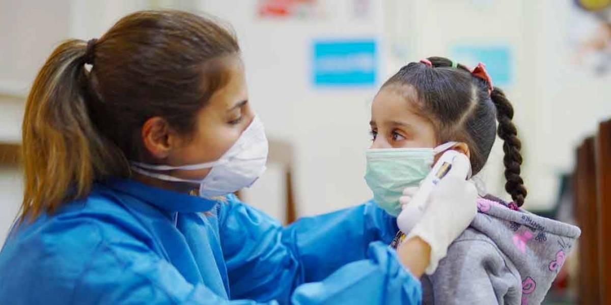 ¿Es contagioso el síndrome de Kawasaki entre los niños?