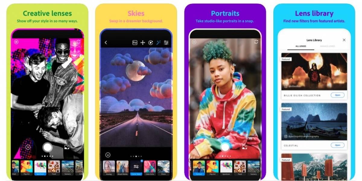 Android: Photoshop Camera finalmente llega a sus celulares