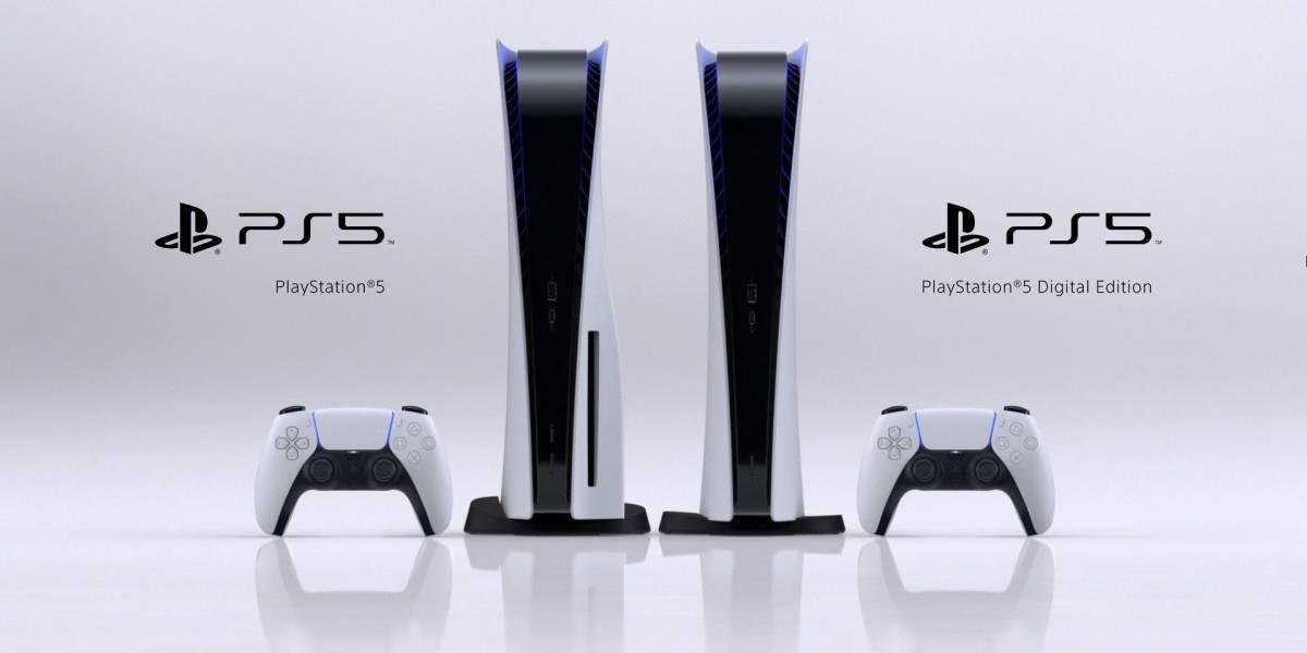 ¡Por fin! Así es la consola de PlayStation 5 y sus accesorios