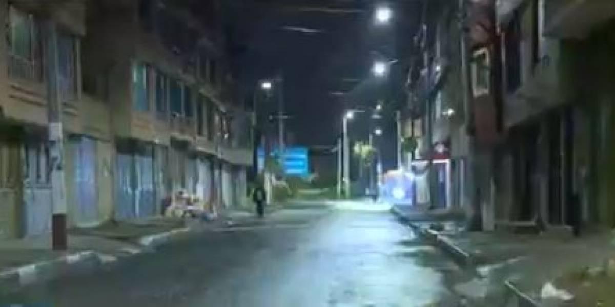 Delincuentes se robaron el carro de una adulta mayor en Bogotá