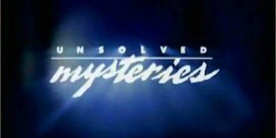 Netflix Misterios Sin Resolver