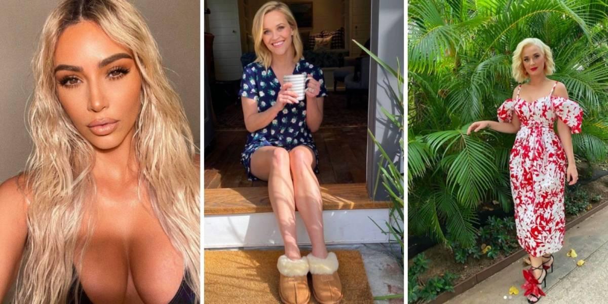 10 famosas que se sentem orgulhosas de ter um corpo 'imperfeito' e com celulite