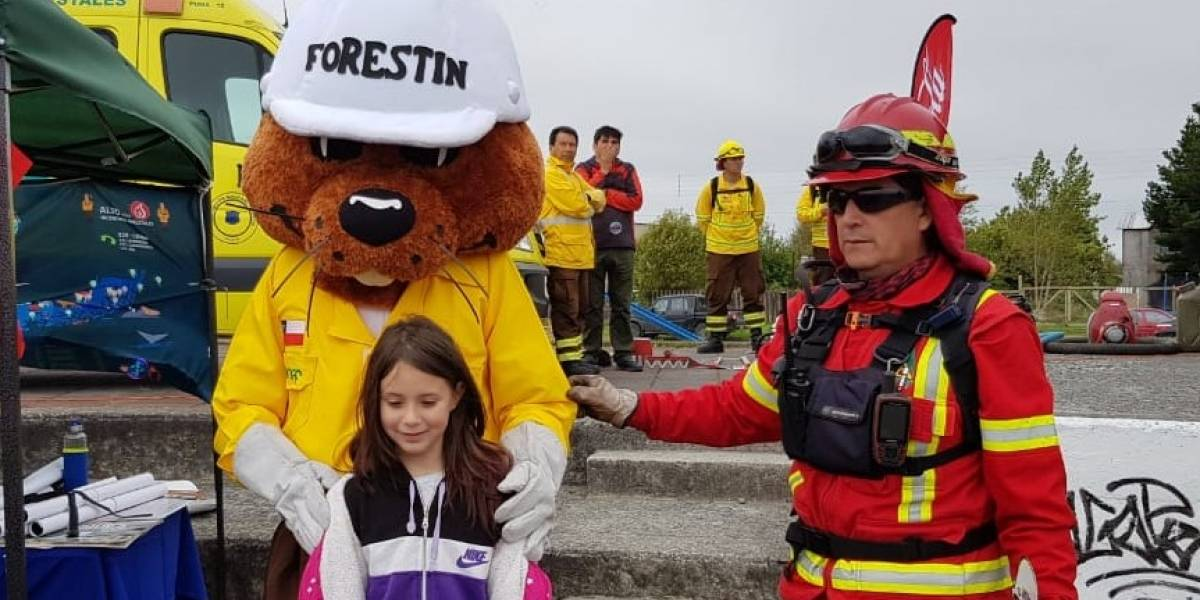 ¡Feliz cumpleaños Forestín! El icónico coipo de Conaf cumple 44 años e hizo un llamado a raíz de la pandemia