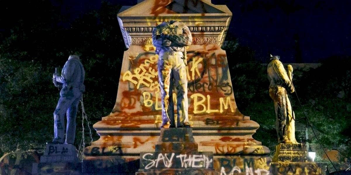 Tiemblan los racistas y esclavistas históricos: la nueva reacción tras el asesinato de George Floyd
