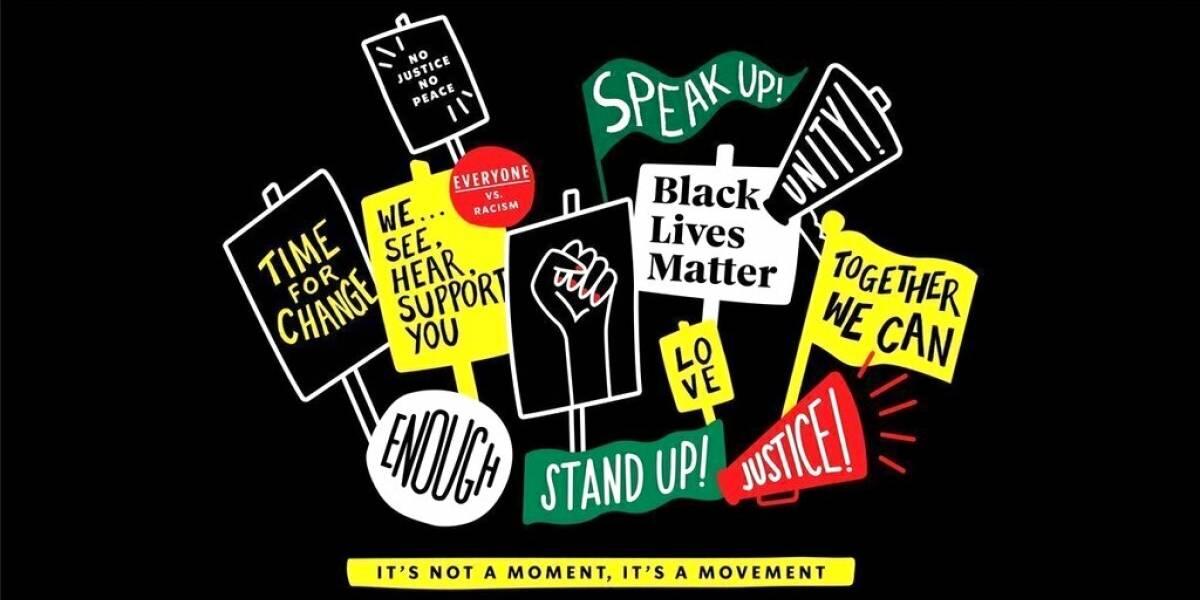 Starbucks dará camisetas de Black Lives Matter a empleados
