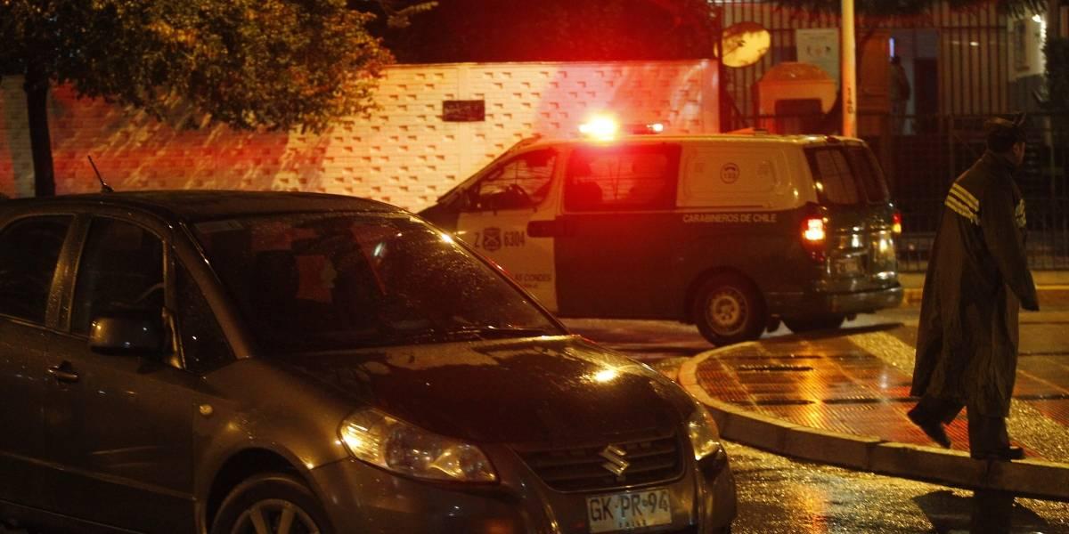 Brutal asalto en Puente Alto: mujer de 55 años quedó inconsciente tras golpe con arma de fuego