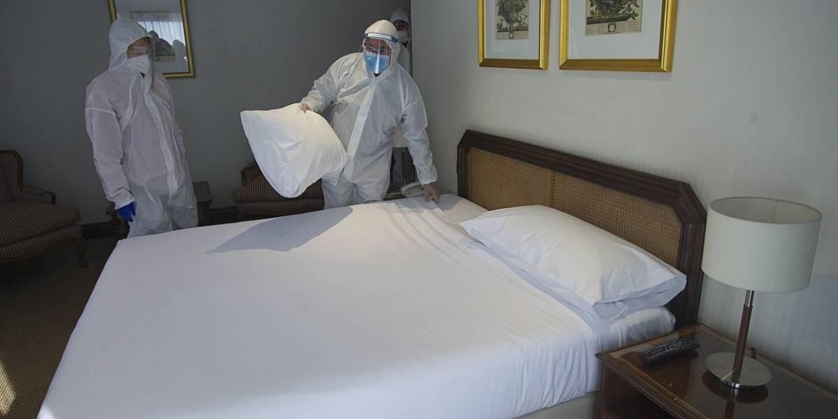 Otro dolor de cabeza en Salud: Contraloría detecta anomalías en pagos a Hotel Radisson como residencia sanitaria
