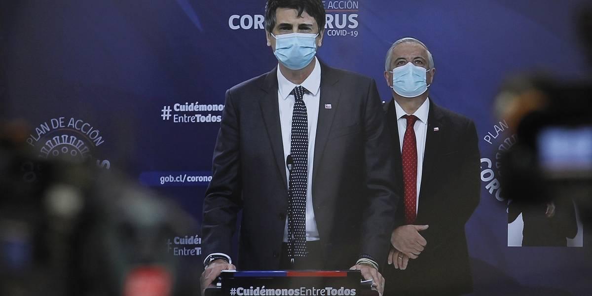 """Coronavirus: ministro de Ciencias asegura que se trabaja para que vacuna llegue pronto y asegurar """"acceso equitativo"""""""