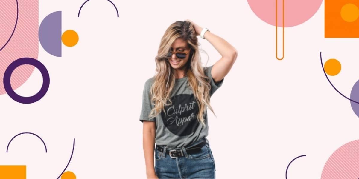 As camisetas meio básicas e meio tendências que você pode usar com tudo