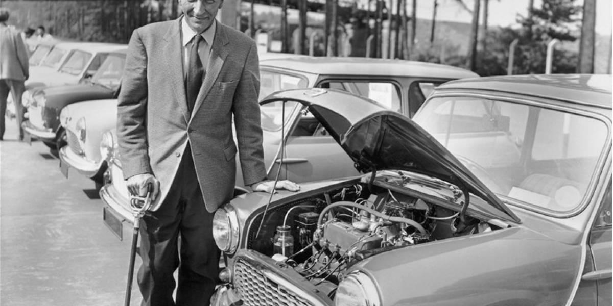 ¿Te gustaría saber cómo nació el famoso auto Mini, que ya es un clásico?