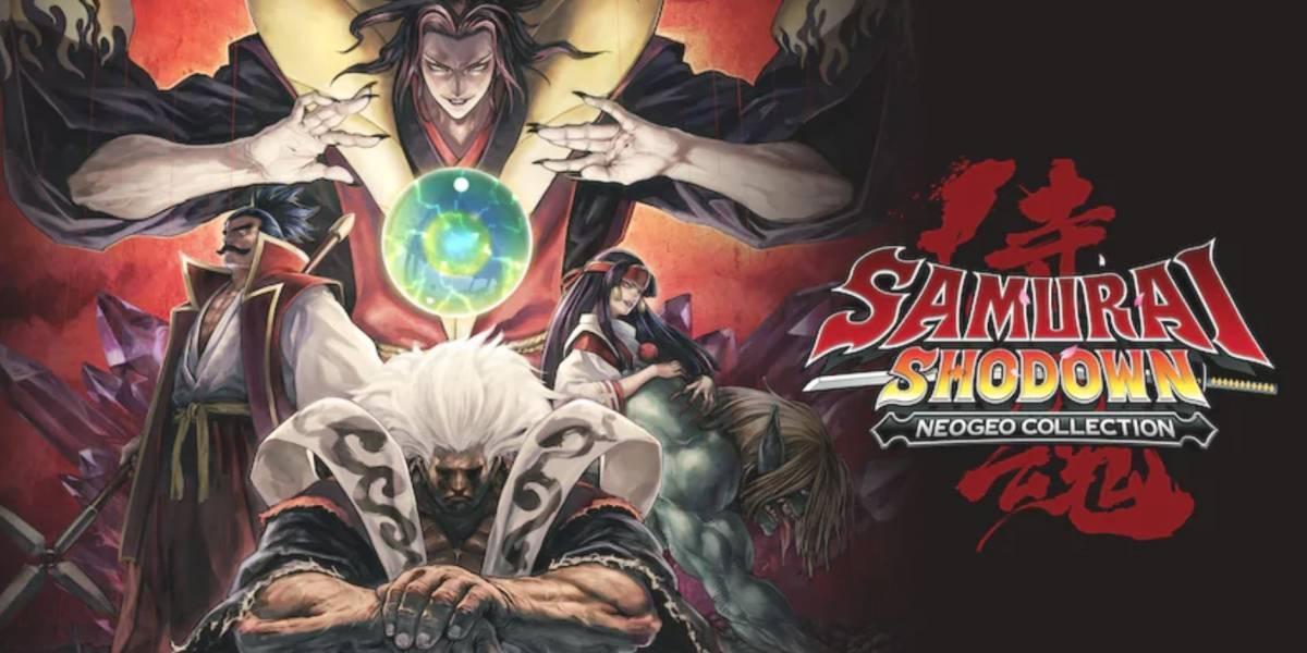Samurai Shodown NeoGeo Collection está disponível gratuitamente na Epic Games Store por tempo limitado