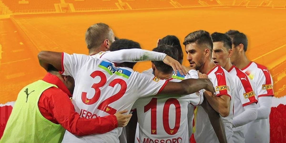 Onde assistir ao vivo o jogo Göztepe x Trabzonspor pelo Campeonato Turco