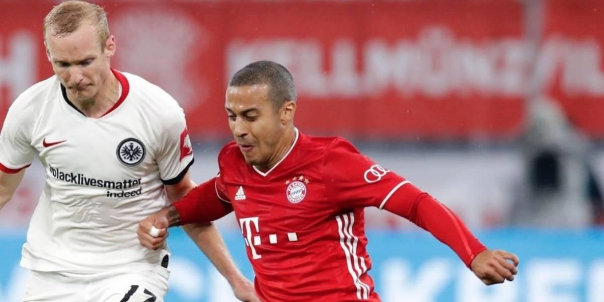Onde assistir ao vivo o jogo Bayern de Munique x Borussia Mönchengladbach pelo Campeonato Alemão