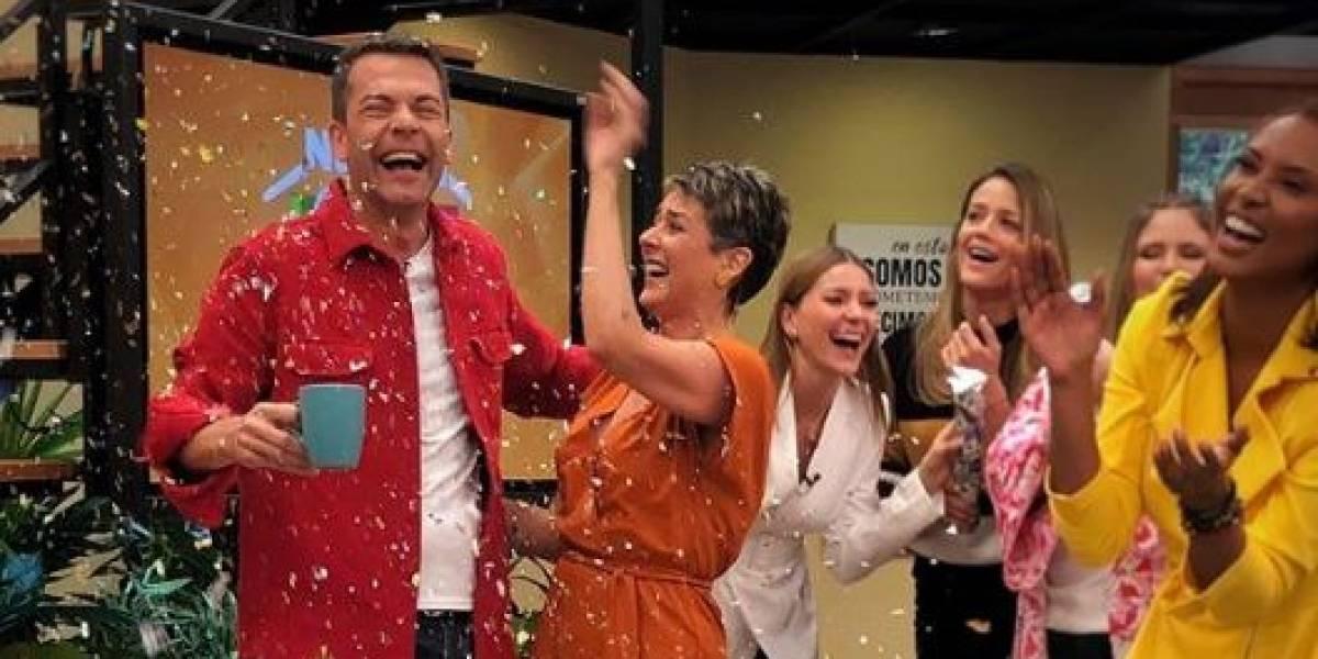 Fuertes críticas a Iván Lalinde tras anuncio del fin de 'Nuestra Casa' de RCN