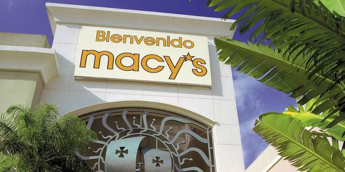 Suben las ventas de Macy's por internet; bajan en las tiendas