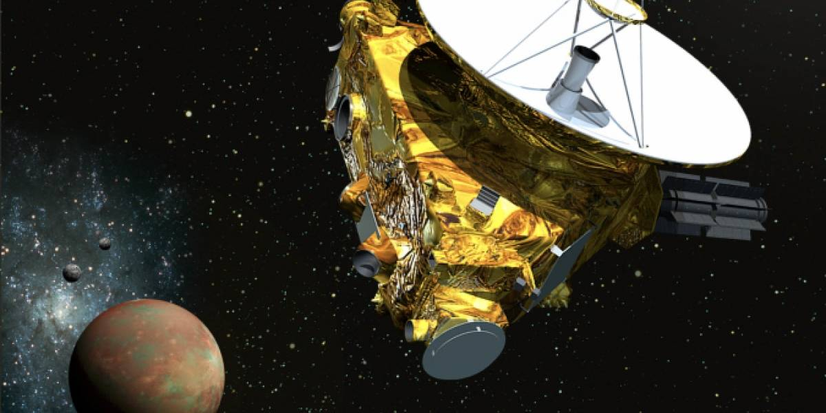 NASA: New Horizons envía imágenes a la Tierra desde 6 billones de kilómetros de distancia