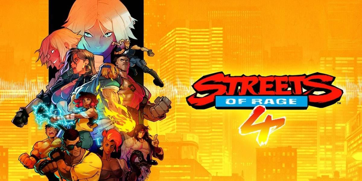 Review en Mundo Bizarro: hablamos sobre Streets of Rage 4