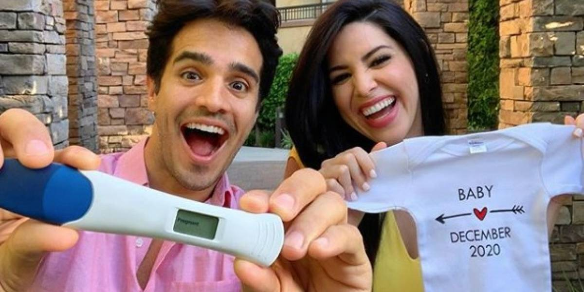Ektor Rivera y Yara Lasanta tendrán un bebé