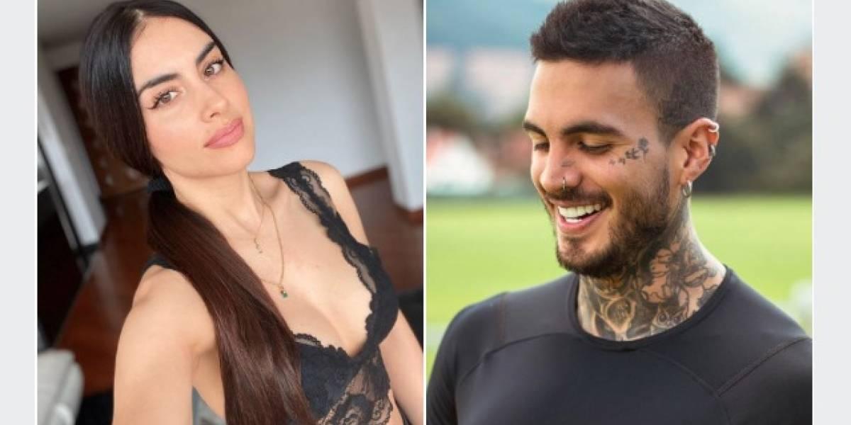 ¿Le gusta? Jessica Cediel explicó cuál es su relación con Mateo Carvajal, ex de Melina Ramírez