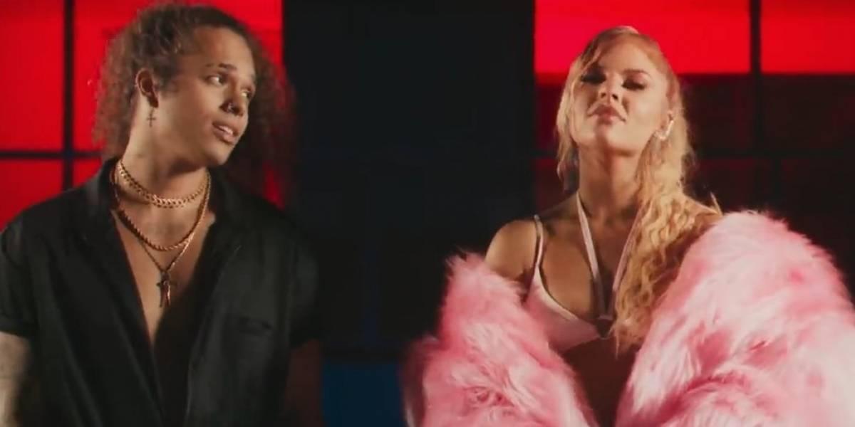 Luísa Sonza e Vitão lançam clipe juntos e negam boatos de romance: 'era música'