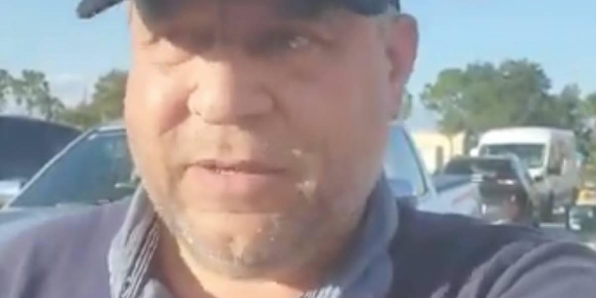 Ray Cruz ofrece detalles de su intervención por parte de la Policía en Florida