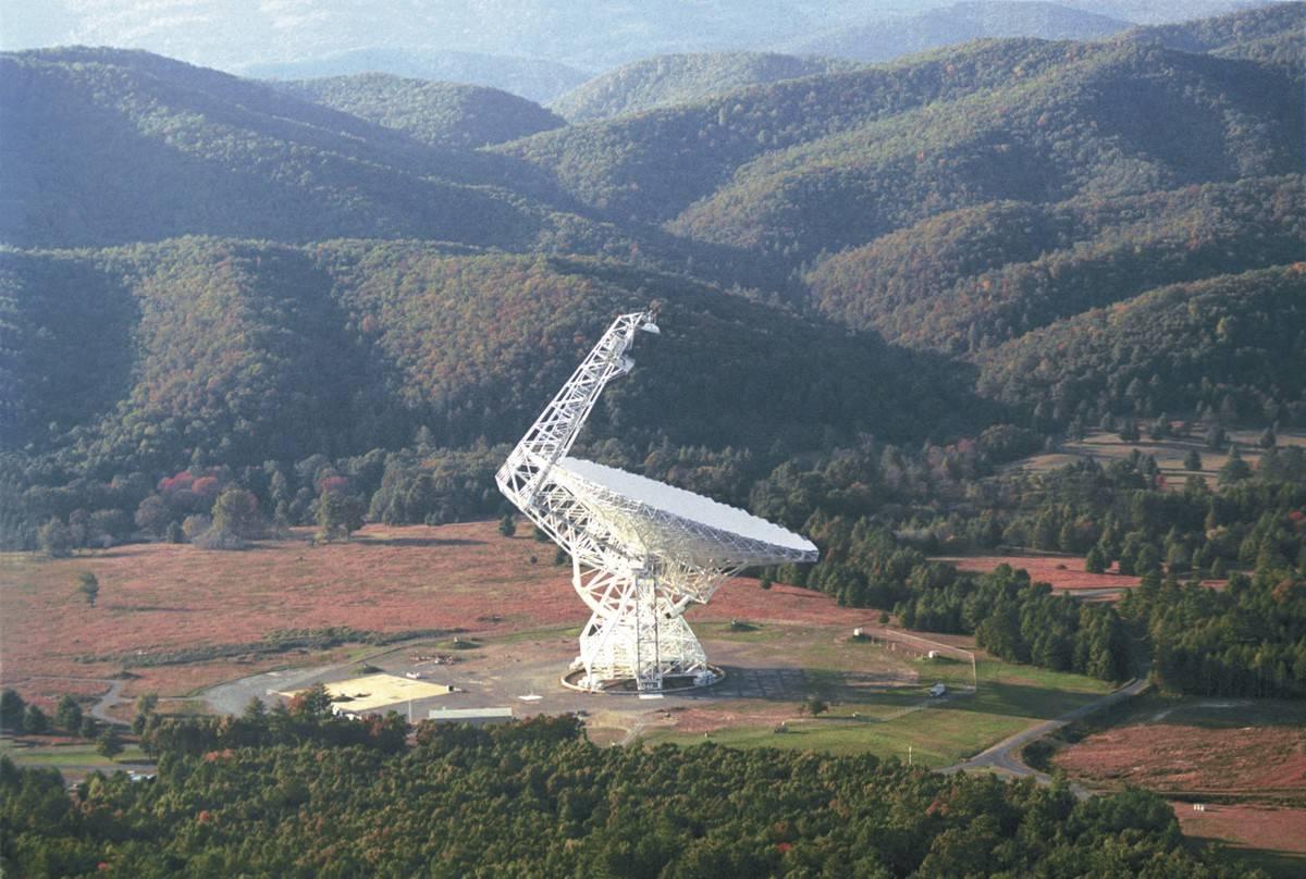 Telescopio Green Bank