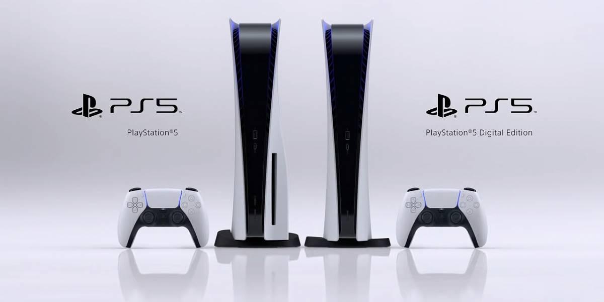 PlayStation 5: ¿es grande, se puede acostar? esto es todo lo que sabemos