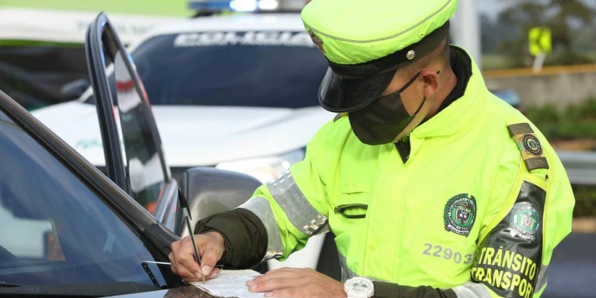 ¿Desproporcionado? El castigo a un policía de tránsito que abrió el debate