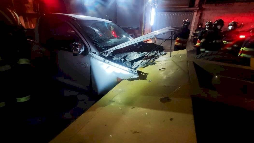 accidentes de tránsito durante la madrugada del 13 de junio