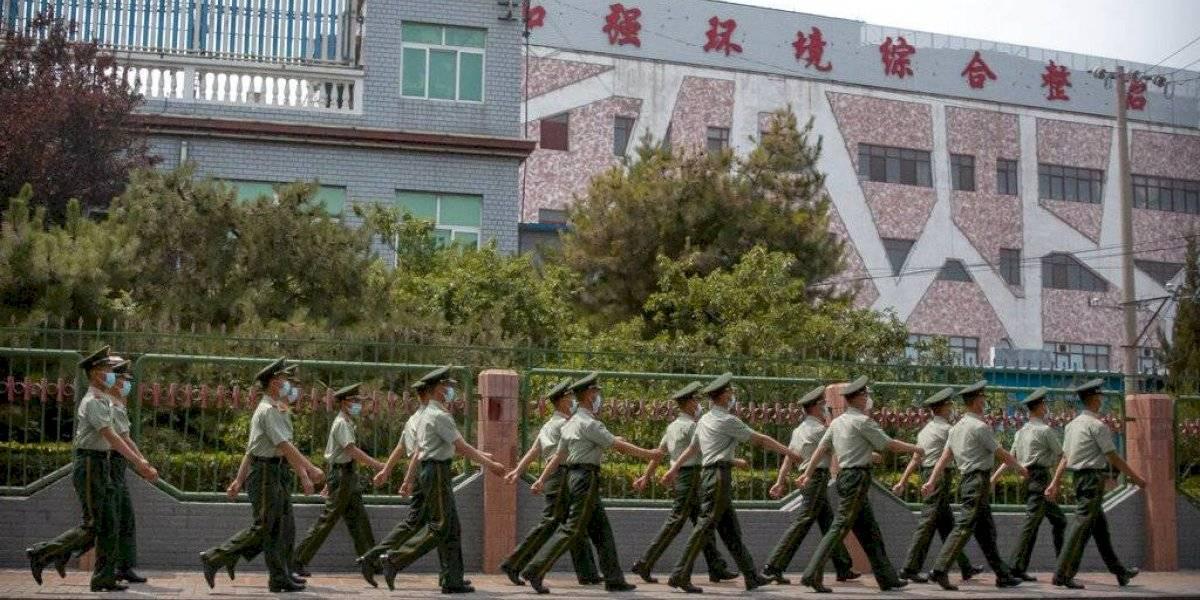 Alerta en China: cierra el mercado más grande Beijing por rebrote de coronavirus