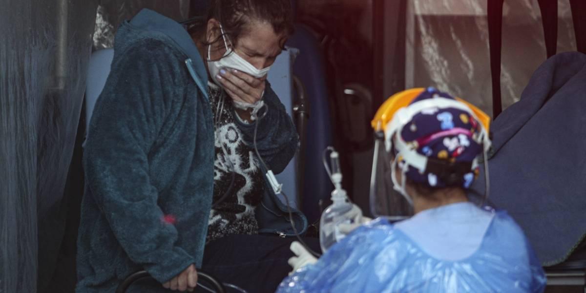 Chile supera los 300 mil contagios de coronavirus
