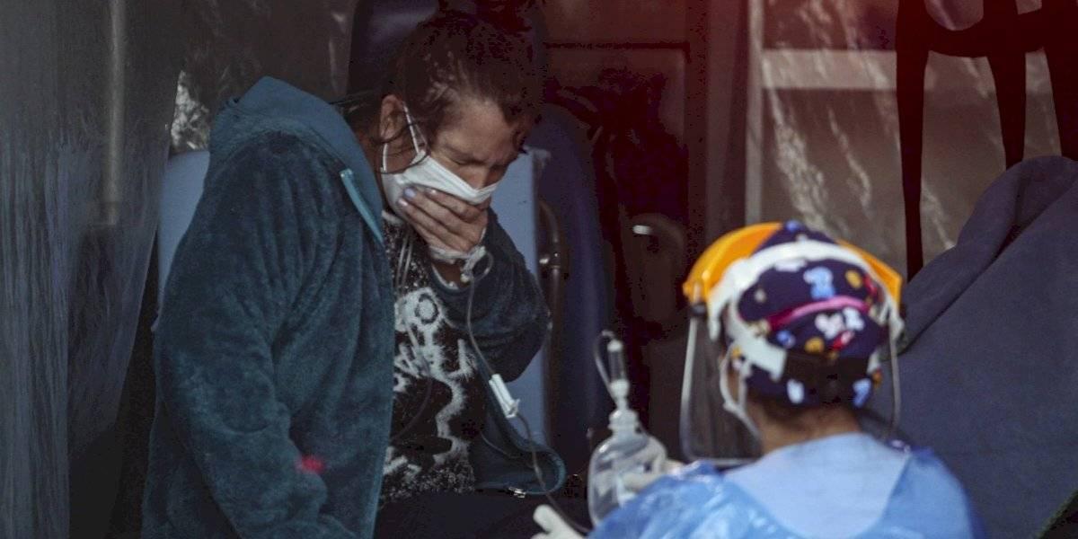 Pandemia supera los 29 millones de casos con más de 924 mil muertos