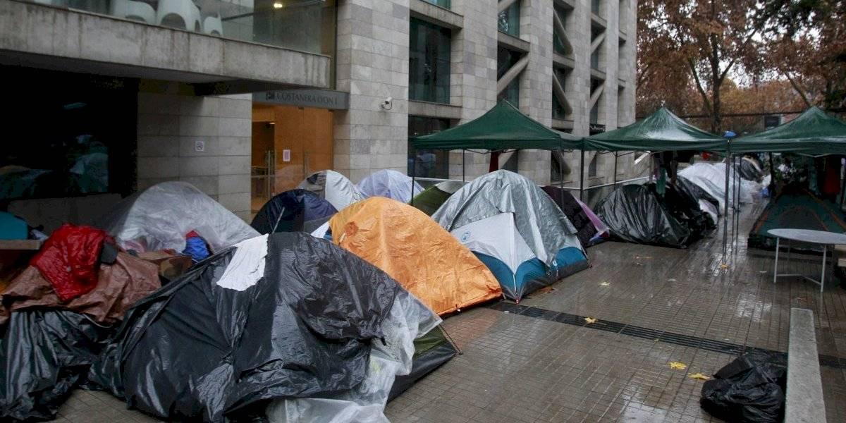 Ya no hay migrantes en la calle: todos fueron llevados a albergues