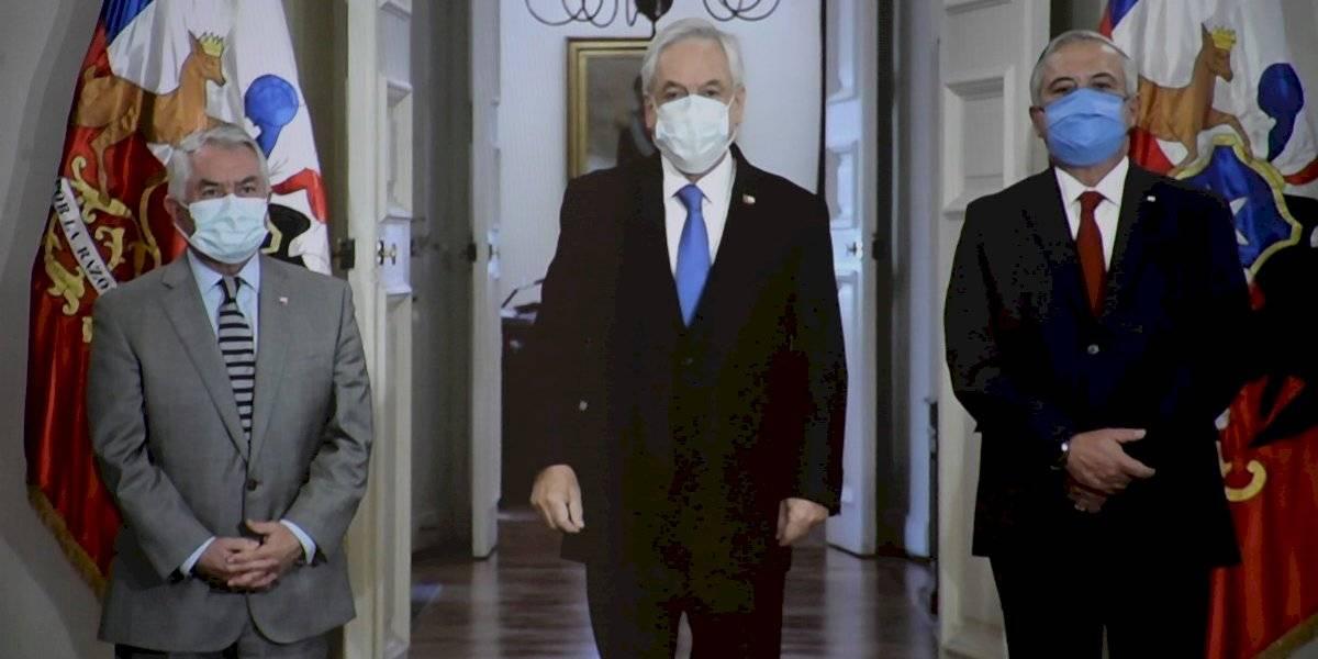 Nuevo ministro de Salud: ¿Quién es Enrique Paris?
