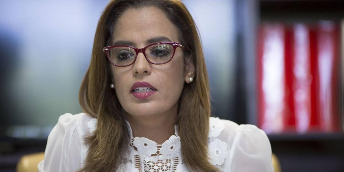 "Rossana López señala ""doble vara"" del Movimiento Victoria Ciudadana"