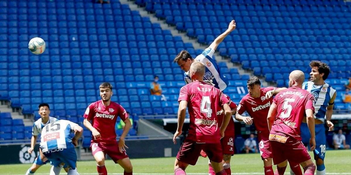 Bernardo Espinosa, el primer colombiano que retornó con gol en la Liga Española