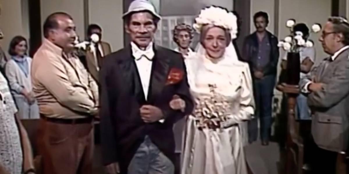 """""""El Chavo del 8"""": filtran episodio de la boda de don Ramón y """"la Bruja del 71"""" que fue prohibido"""