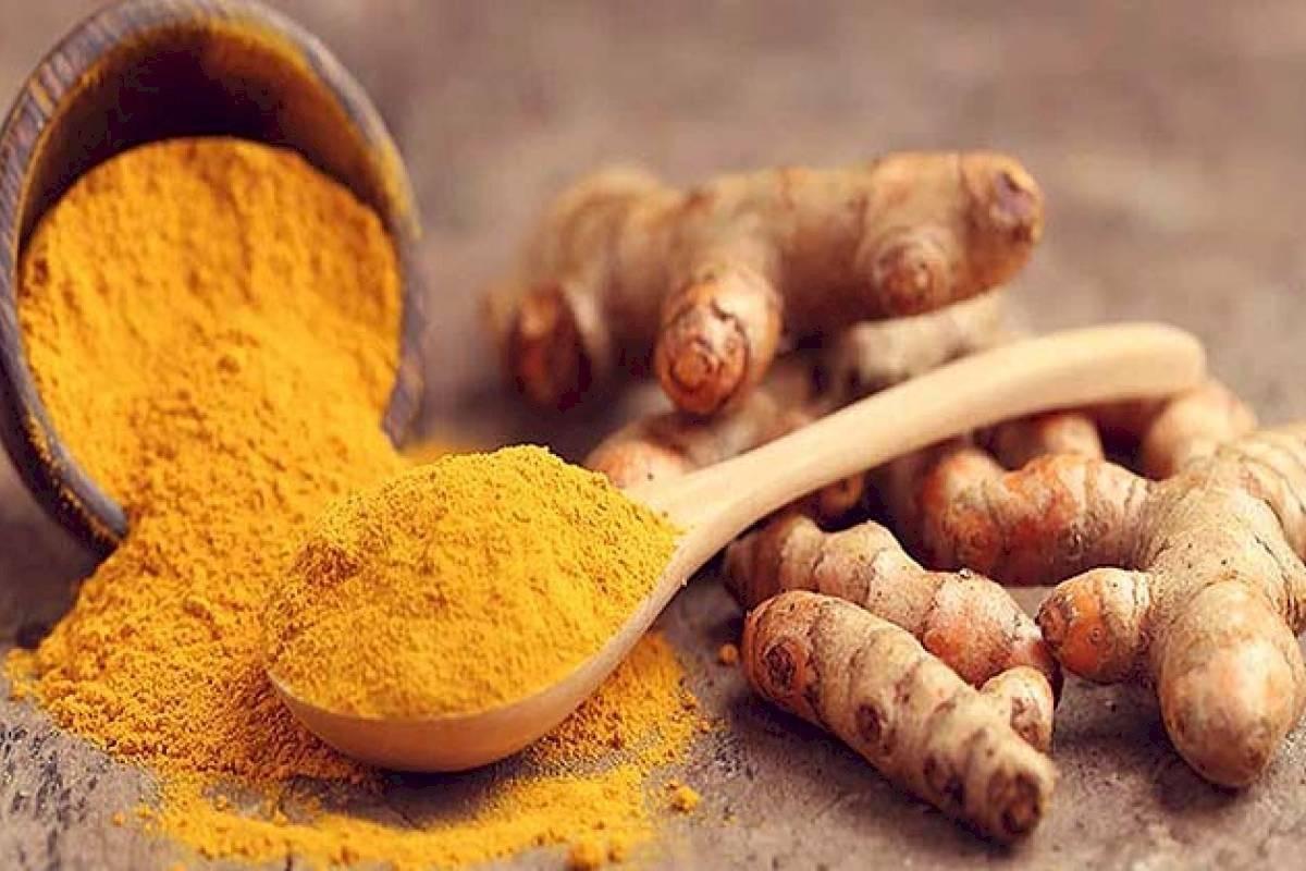La cúrcuma es antiinflamtoria, analgésica y antioxidante.